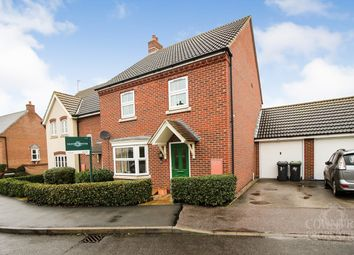 Thumbnail 4 bed semi-detached house for sale in Butler Drive, Lidlington, Bedford
