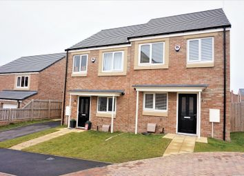 Thumbnail 3 bed semi-detached house for sale in Evergreen Way, Marton, Middlesbrough