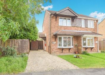 Thumbnail 2 bed semi-detached house for sale in The Graylings, Boston, Lincolnshire, England