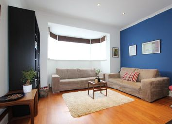 Thumbnail 3 bed flat to rent in Clifton Gardens, London