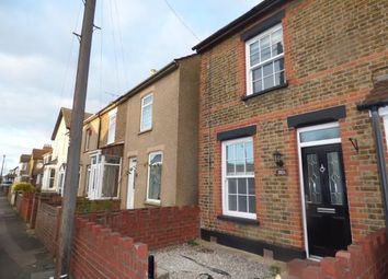 Thumbnail 2 bedroom end terrace house for sale in Melville Road, Rainham