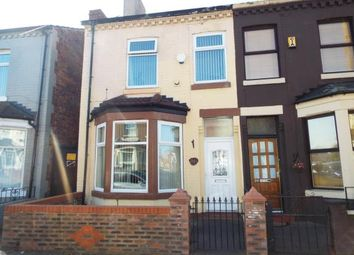 Thumbnail 3 bed terraced house for sale in Eastbourne Road, Walton, Liverpool, Merseyside