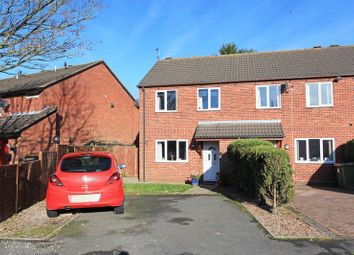 Thumbnail 2 bed terraced house for sale in 4c Hazel Way, Snedshill, Telford