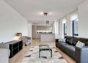 Thumbnail 3 bed flat for sale in Williamsburg Plaza, Canary Wharf, London