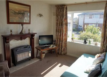 Thumbnail 1 bedroom bungalow for sale in Scott Close, Blackpool