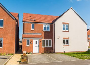 Thumbnail 2 bed semi-detached house for sale in The Hawthorns, Sutton Courtenay, Abingdon