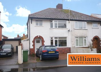 Thumbnail 3 bed semi-detached house for sale in Baysham Street, Hereford