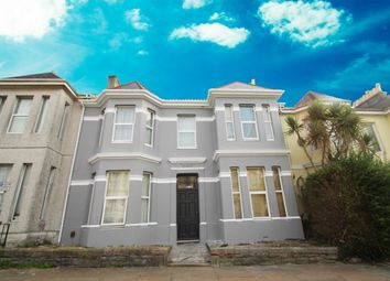 Thumbnail 8 bed terraced house for sale in Greenbank Avenue, Lipson, Plymouth