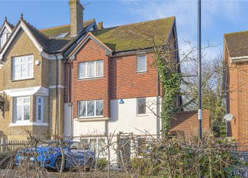 Thumbnail 4 bed end terrace house for sale in Downs Road, Coulsdon, Surrey