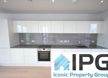 Thumbnail 3 bed flat to rent in Starboard Way E16, London,