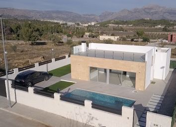 Thumbnail 3 bed villa for sale in Polop, Costa Blanca, Spain