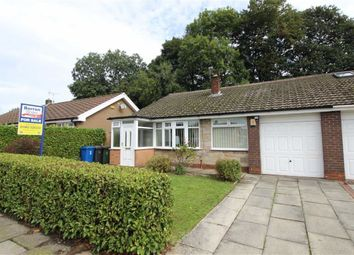 Thumbnail 2 bed semi-detached bungalow for sale in Clevedon Drive, Highfield, Wigan