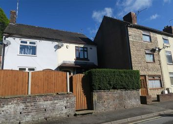 Thumbnail 2 bed semi-detached house for sale in Queen Street, Cheadle, Stoke-On-Trent