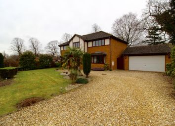 Thumbnail 4 bed detached house for sale in Maes Tomos, Erddig Road, Wrexham