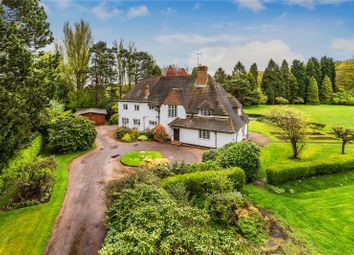 Thumbnail 6 bed detached house for sale in Ballards Lane, Oxted, Surrey