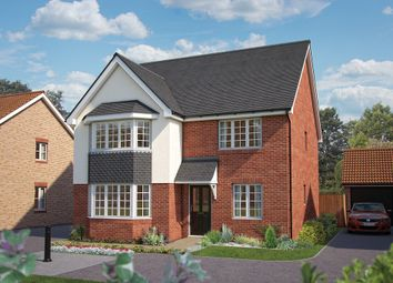 "Thumbnail 5 bed detached house for sale in ""The Oxford"" at Hadham Road, Bishop's Stortford"