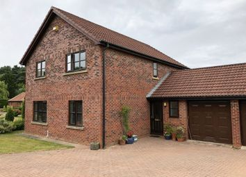 Thumbnail 4 bed detached house for sale in Acle Burn, Woodham, Newton Aycliffe
