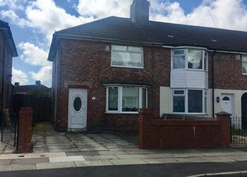 Thumbnail 3 bed town house for sale in Hollingbourne Road, Liverpool
