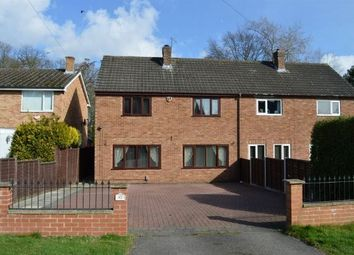 Thumbnail 3 bedroom semi-detached house for sale in Valley Road, Little Billing, Northampton