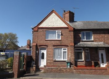 Thumbnail 2 bed end terrace house for sale in Egerton Street, Ellesmere Port, Cheshire