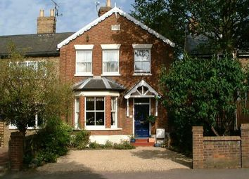 Thumbnail 3 bed semi-detached house to rent in Station Road, Woburn Sands
