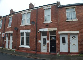 Thumbnail 2 bed flat for sale in Stanley Street, Wallsend