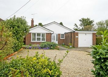 Thumbnail 3 bedroom detached bungalow for sale in Cloughs Road, Ringwood
