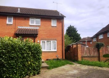 Thumbnail 2 bed semi-detached house for sale in New Woodfield Green, Dunstable