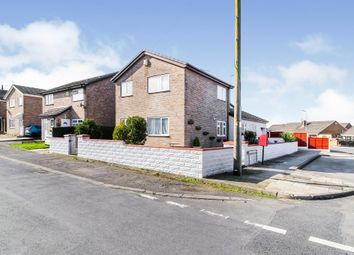 Thumbnail 3 bed detached house for sale in Woodland Place, North Cornelly, Bridgend