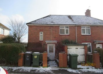 Thumbnail 3 bed semi-detached house for sale in 51 Grove Road, Hastings, East Sussex