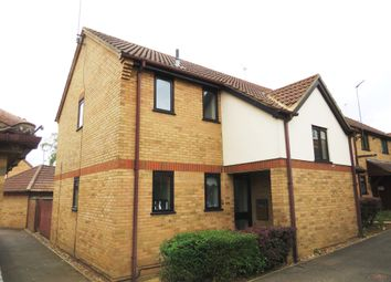 Thumbnail Studio for sale in Woodpecker Way, East Hunsbury, Northampton
