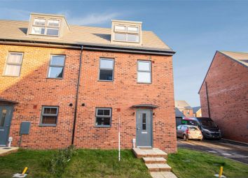 Thumbnail 4 bed end terrace house for sale in Larkin Lane, Kingswood, Hull, East Riding Of Yorkshire