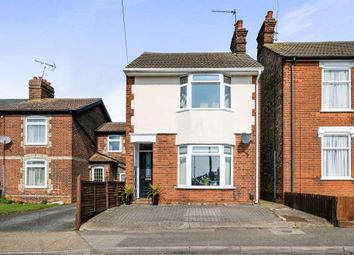 Thumbnail 3 bed detached house for sale in Freehold Road, Ipswich
