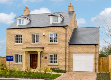 Thumbnail 5 bed detached house for sale in Hawthorn Grove, Hunsingore Nr. Wetherby, North Yorkshire
