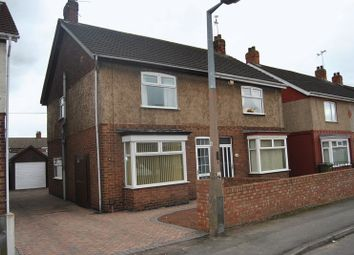 Thumbnail 3 bed semi-detached house for sale in Bottesford Avenue, Scunthorpe