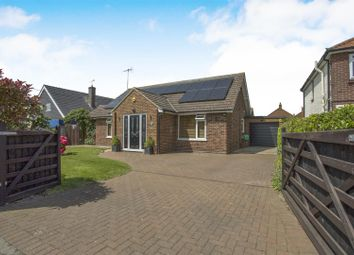 Thumbnail 3 bed detached bungalow for sale in Mill Lane, Trimley St. Martin, Felixstowe