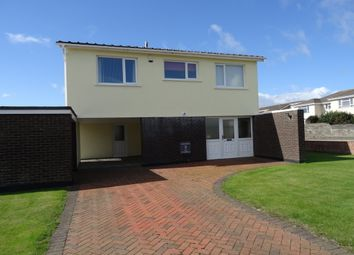 Thumbnail 4 bed detached house for sale in The Whimbrels, Rest Bay, Porthcawl