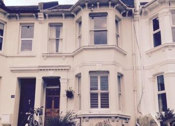 Thumbnail 4 bed terraced house to rent in Princes Crescent, Brighton, East Sussex