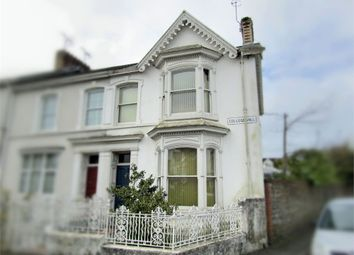 Thumbnail 3 bed end terrace house for sale in College Hill, Llanelli, Carmarthenshire