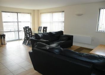 Thumbnail 2 bed flat to rent in The Arena, Nottingham