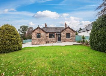 Thumbnail 4 bed bungalow for sale in Park Lane, Knypersley, Stoke-On-Trent