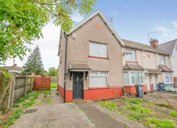Thumbnail 2 bed end terrace house for sale in Willows Avenue, Cardiff
