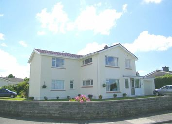 Thumbnail 5 bed detached house for sale in Presely View, Pembroke Dock