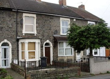Thumbnail 2 bedroom terraced house to rent in Burchells Green Road, Kingswood, Bristol