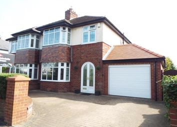 Thumbnail 3 bedroom semi-detached house for sale in Broadway, Fulwood, Preston, Lancashire