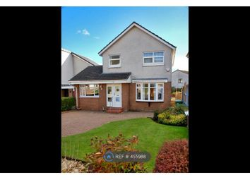 Thumbnail 4 bed detached house to rent in Glenward Avenue, Lennoxtown, Glasgow