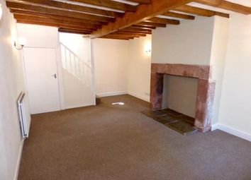 Thumbnail 2 bed terraced house for sale in Grange Road, Carlisle, Cumbria