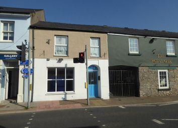 Thumbnail 1 bed flat to rent in Main Street, Pembroke, Pembrokeshire