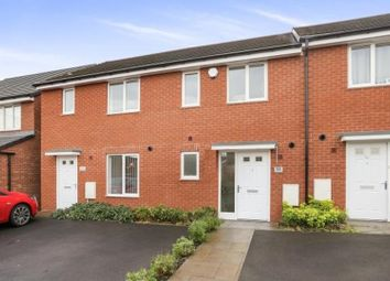 Thumbnail 2 bed town house for sale in Spring Lane, Willenhall
