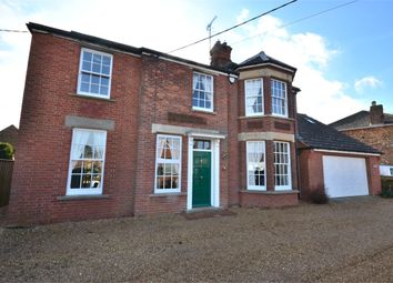 Thumbnail 4 bedroom detached house for sale in Heath Road, Dersingham, King's Lynn